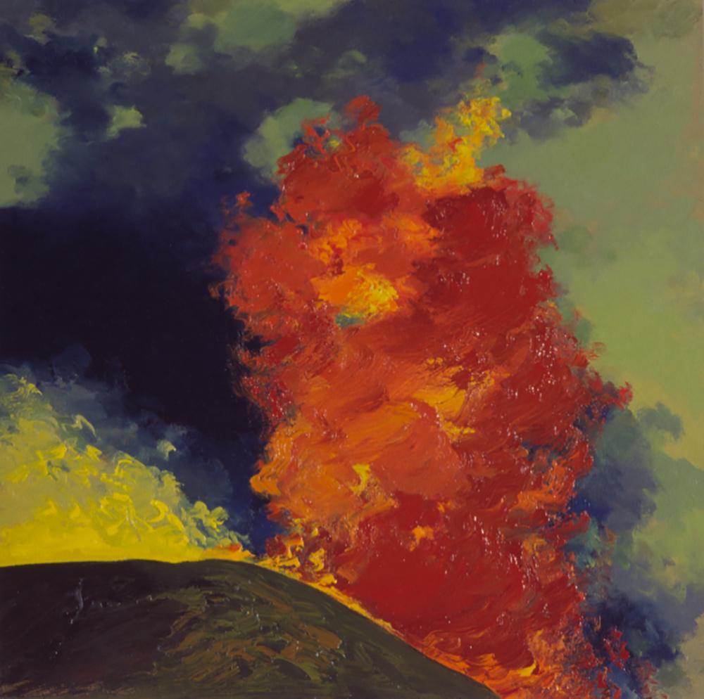 Tolbachik Eruption, (1975) #2
