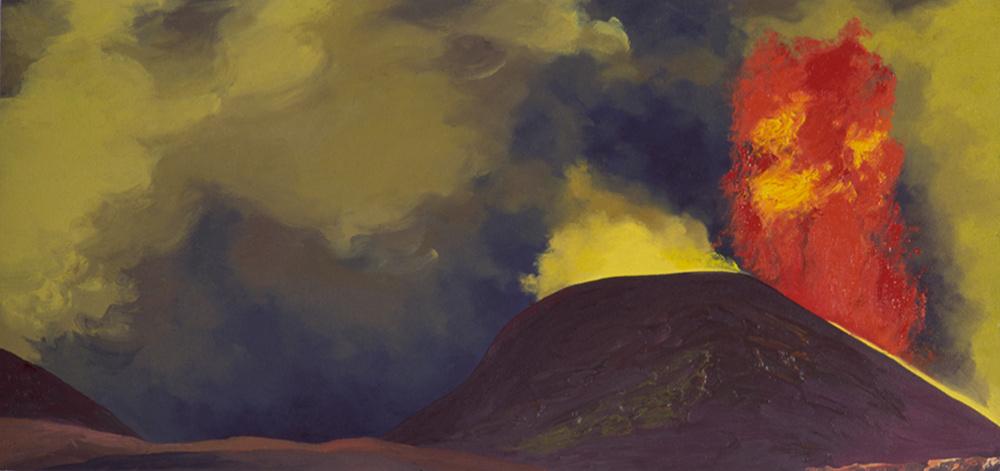 Tolbachik Eruption, (1975) #3
