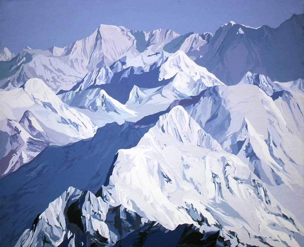 Makalu #1 (Himalaya)