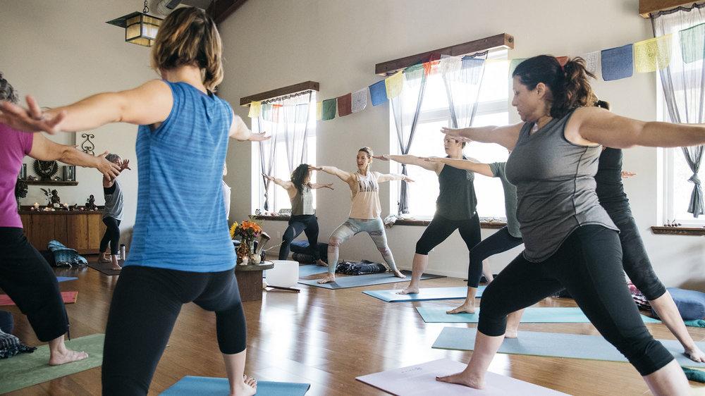 yoga sagrada