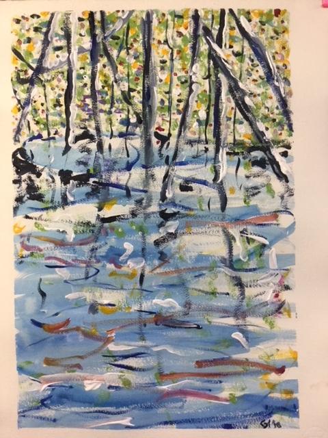 Abstract Mangroves