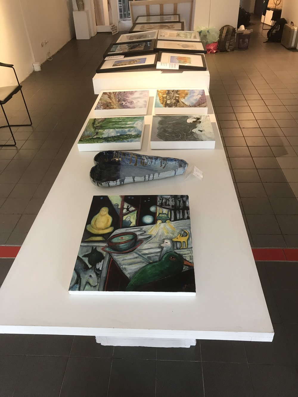 Exhibition photos.
