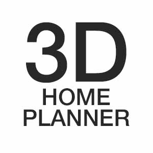 3D Homeplanner - Create your dream home, find out which luminaires and furniture fit, & view the final result in enhanced HD renders