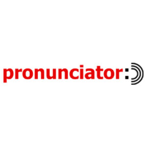 Pronunciator - A language learning tool with 80 languages to choose fromLibrary card number required