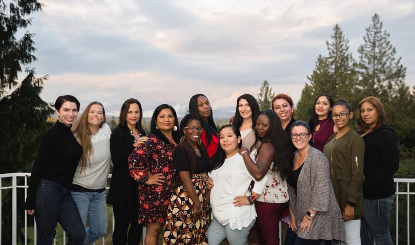 The 2017 Mariposa Project Cohort