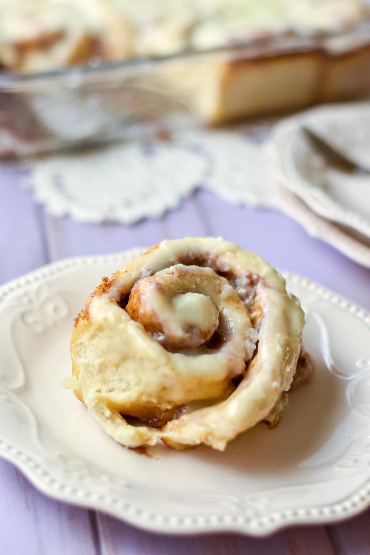 best brown sugar bacon cinnamon rolls recipe