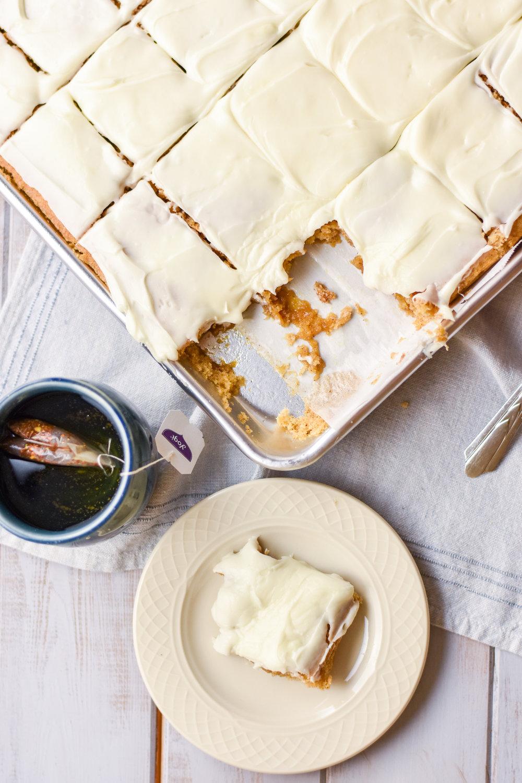 chai spice cake recipe