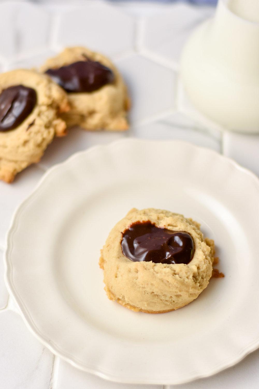 vanilla porter beer cookie