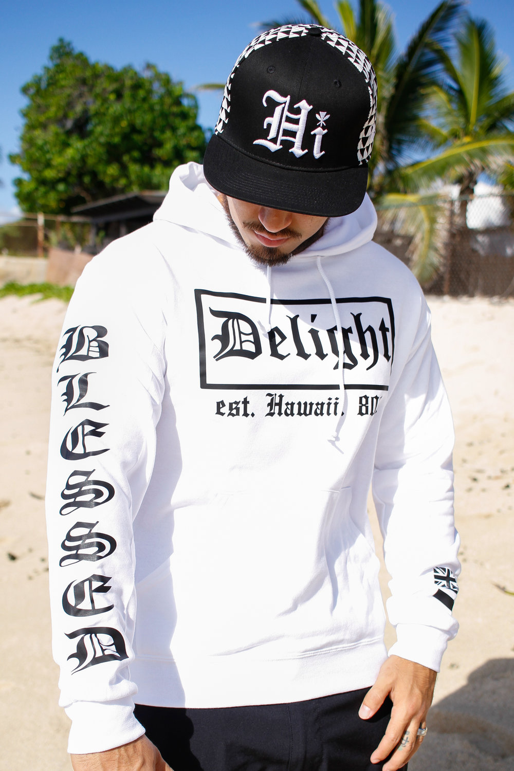 """Blessed Delight Hoodie"""