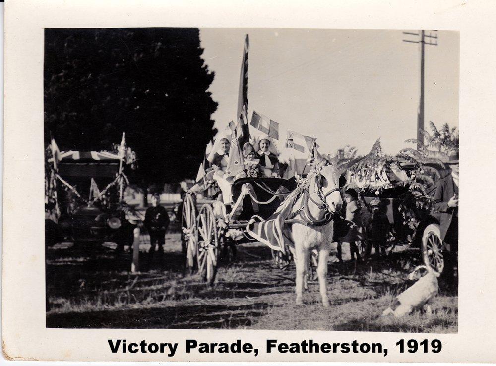 Victory Parade 1919