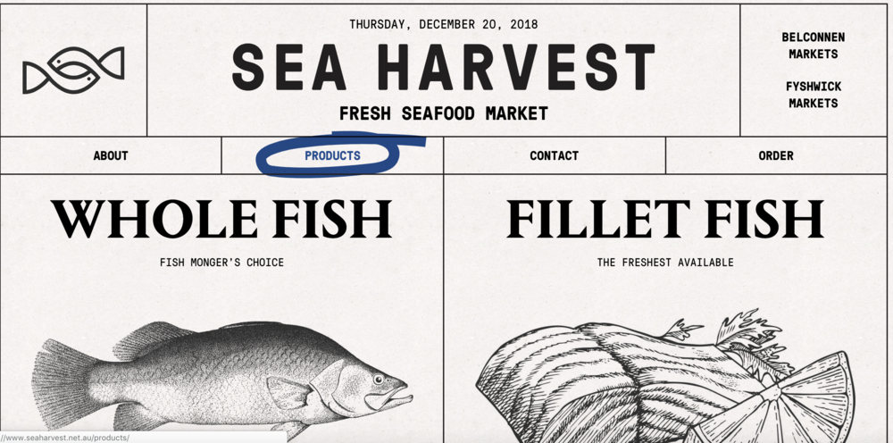 Photo:  seaharvest.net.au