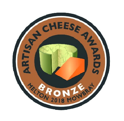 Bronze  'Artisan cheese award'