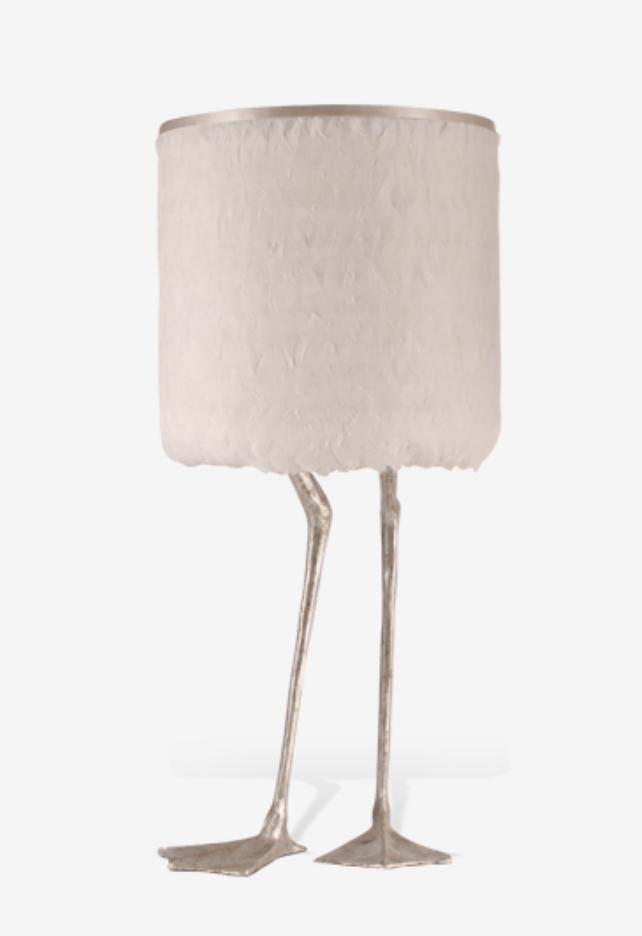 Porta Romana Duck Feet Lamp