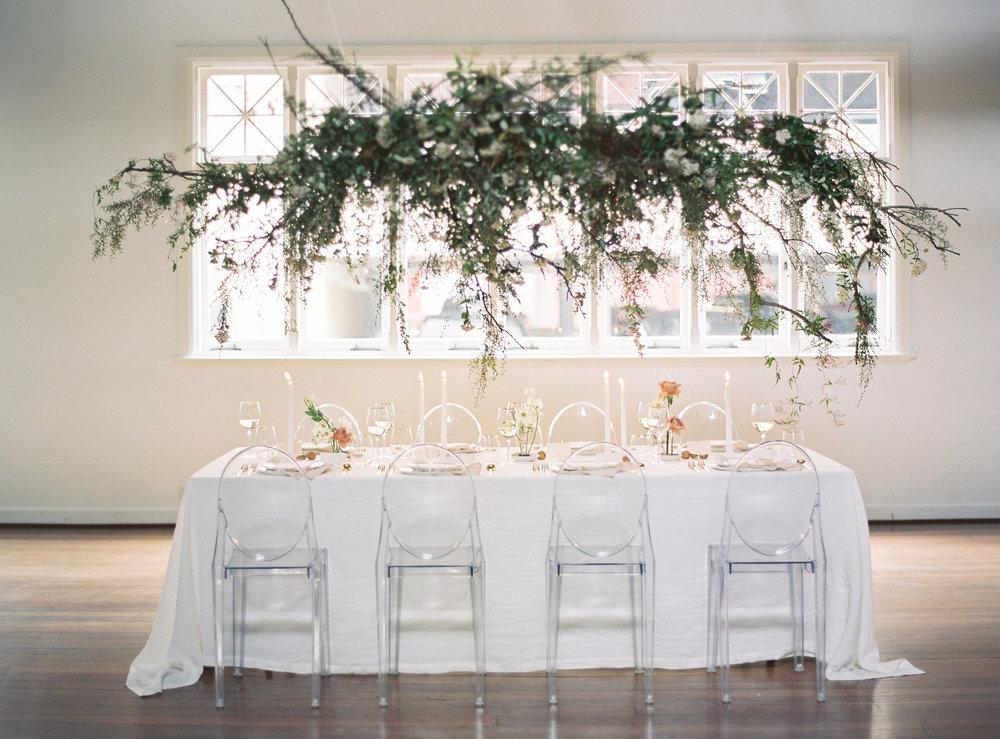 LINES AND SQAURES x KATIE GRANT - Modern Minimalist Wedding Inspiration