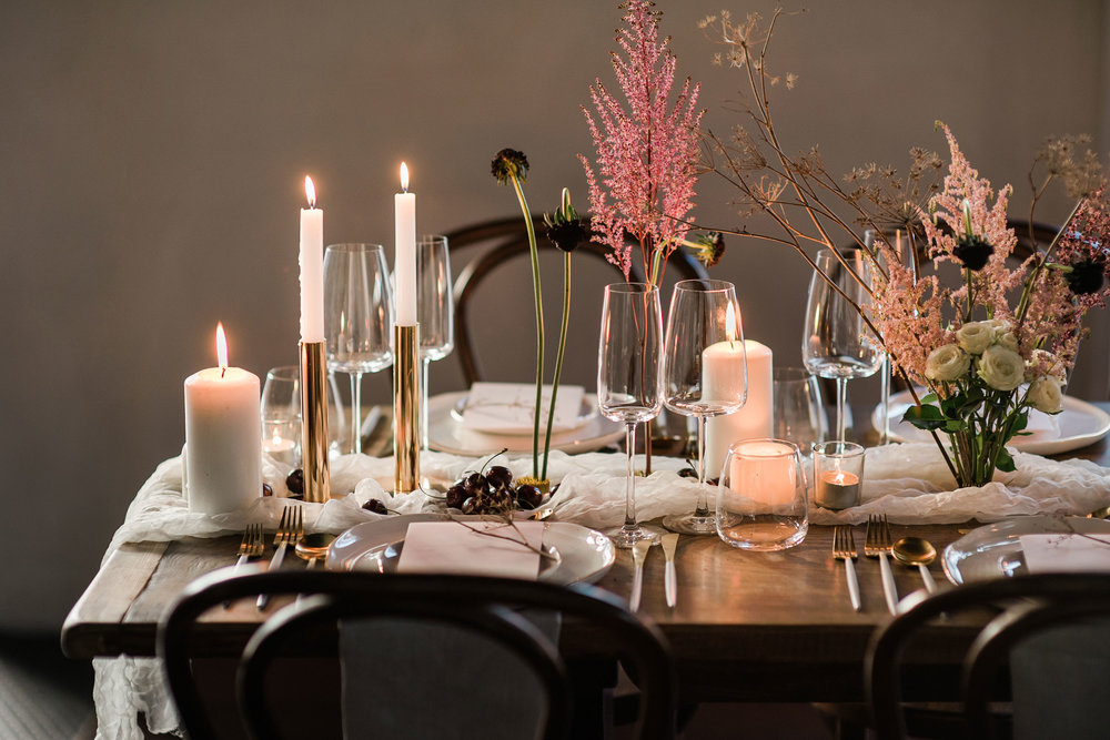 LINES AND SQUARES - Organic and Modern Wedding Inspiration