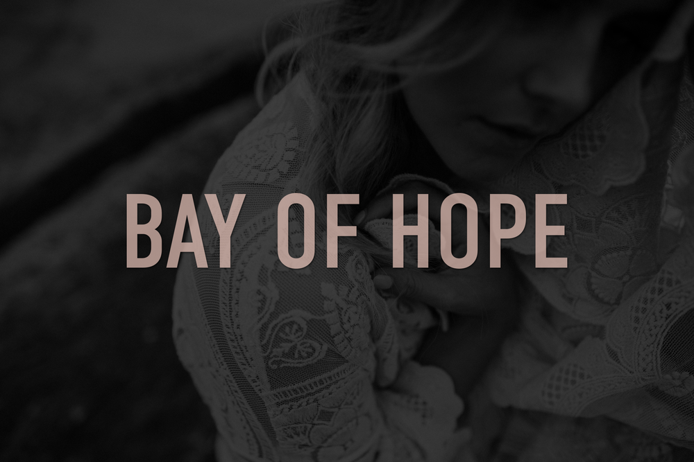LINES AND SQUARES x BAY OF HOPE - Giving Back