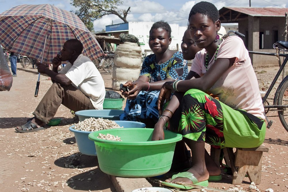 Underdevelopment - - Malawi consistently ranks among the most densely populated and least developed nations.- Over 20% of Malawi's population has never had access to safe drinking water. (It is estimated that only 40% of the entire population has consistent access to uncontaminated water).- Less than 50% of the urban population and less than 1% of the rural population has access to sanitation.