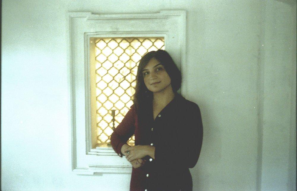 Sarah Davachi (photo: Dicky Bahto)