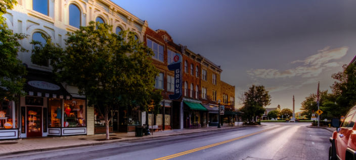 Wanna get away? - Sometimes Broadway is a little more than you can handle for a weekend. Middle Tennessee has great suburban locations all within a 20 minute drive of Nashville. Explore the outskirts!