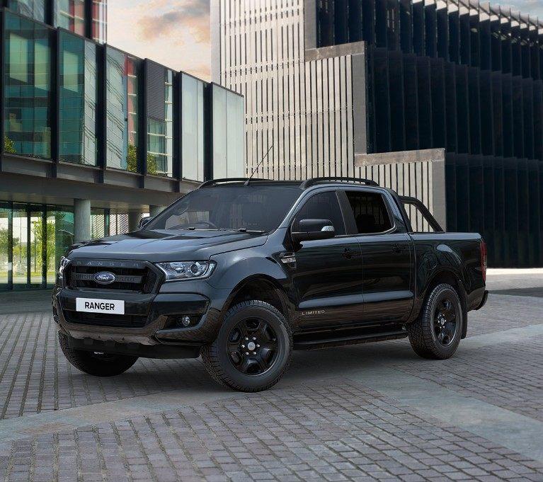 Ford Ranger 4x4 Black