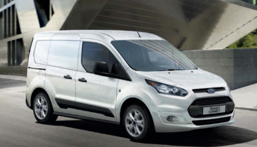 Ford Transit Connect DCIV