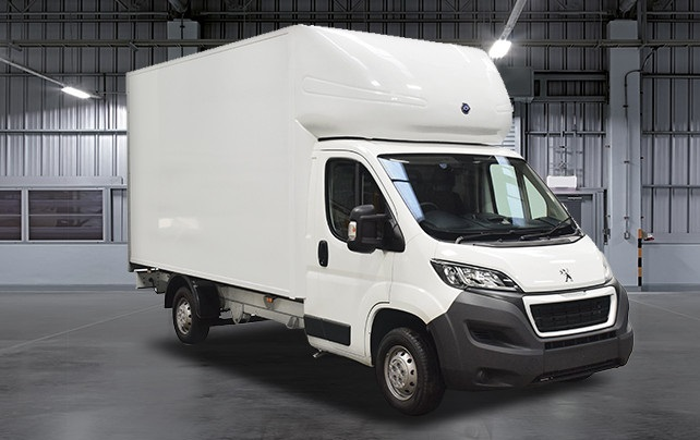 Peugeot Boxer Luton/Box Body