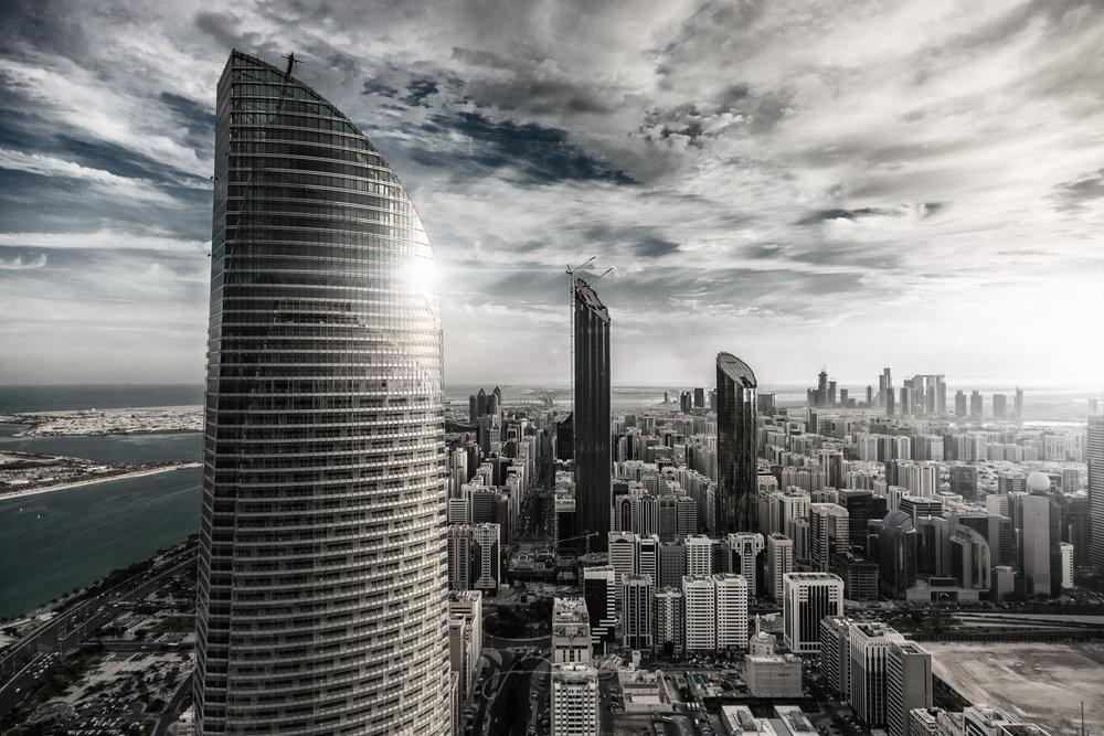 Abu Dhabi's giants