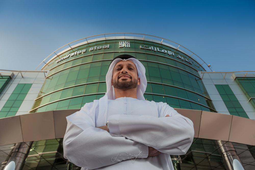 CEO, Emirates Steel