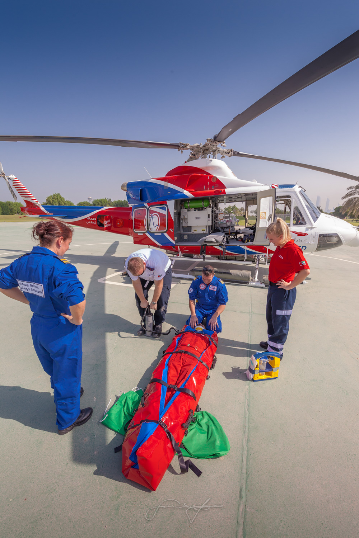 Flight paramedics