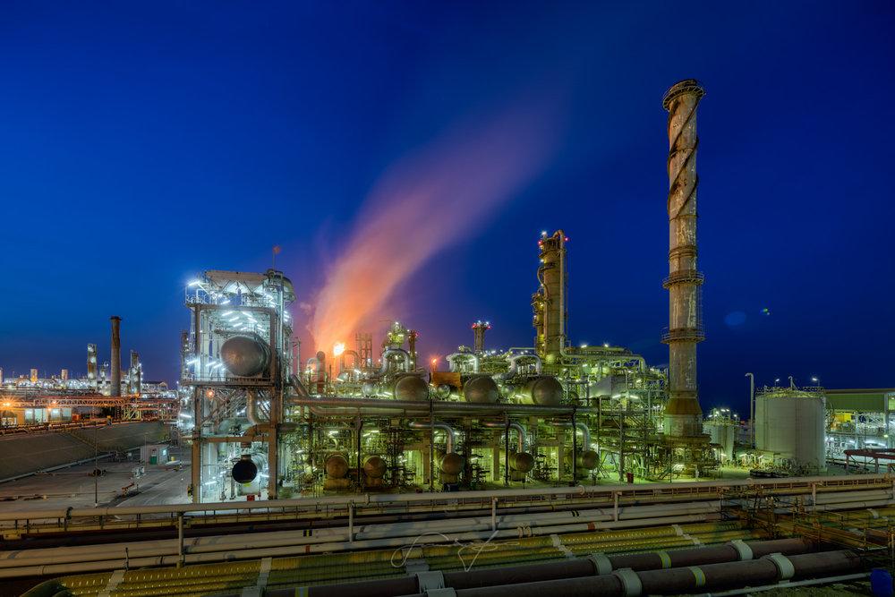 Sour Gas liquefaction plant