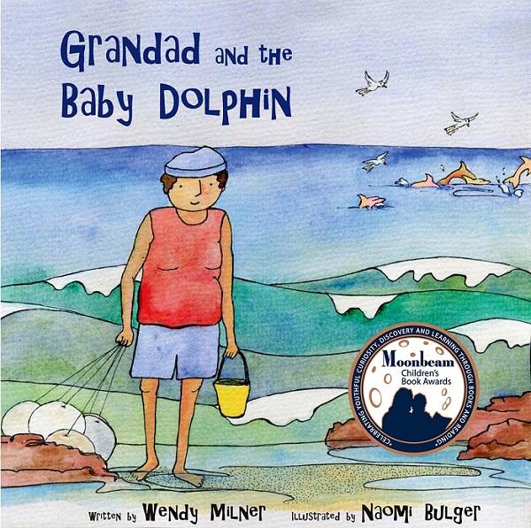 2016 MOONBEAM CHILDREN'S BOOK AWARDS - BRONZE BEST FIRST BOOK.