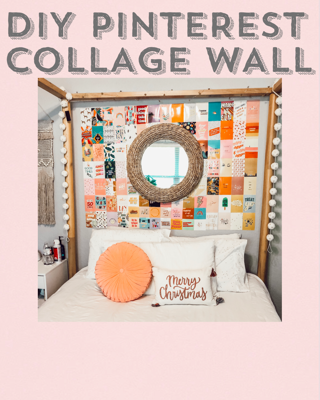 Diy Collage Wall Shelby Seale