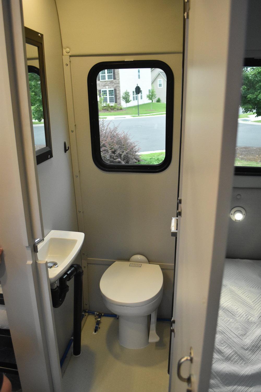 PRIVATE BATHROOM -