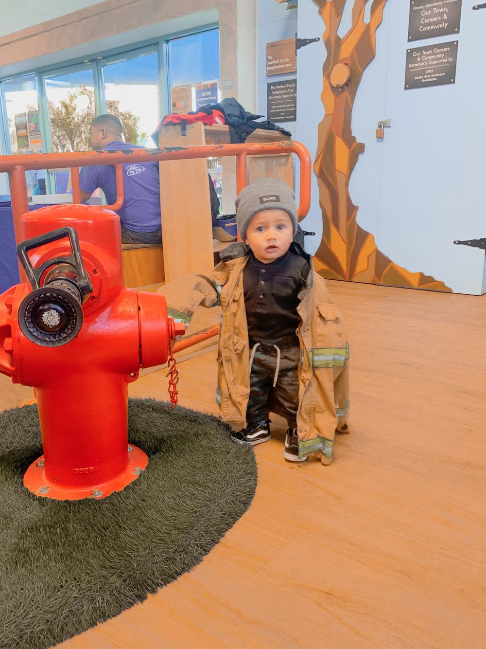 The San Diego Children's Discovery Museum- A recap of our day