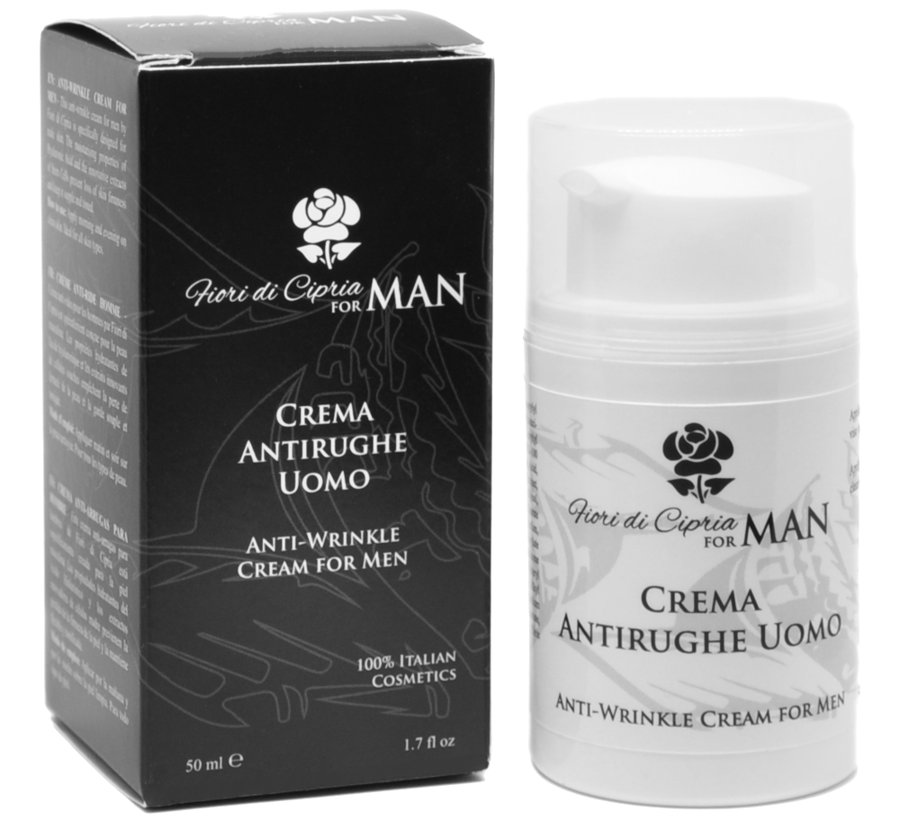 Anti-Wrinkle Cream For Men