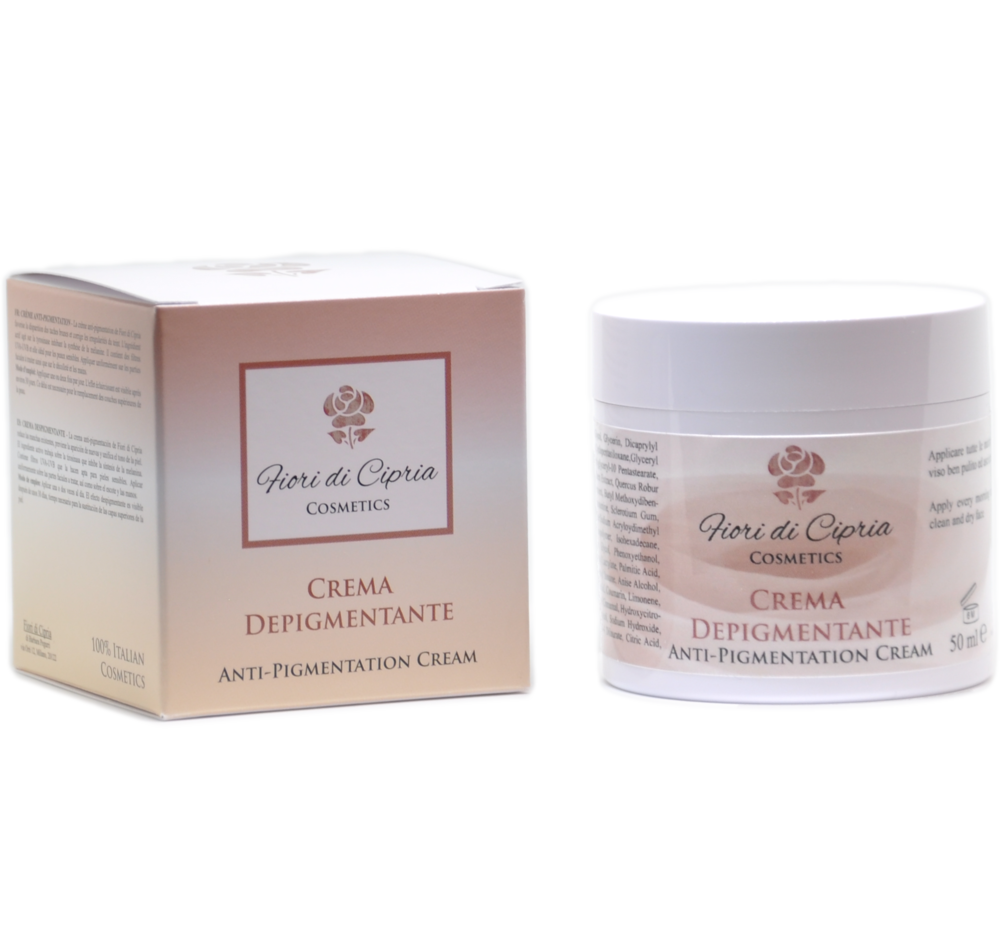 Anti-Pigmentation Cream