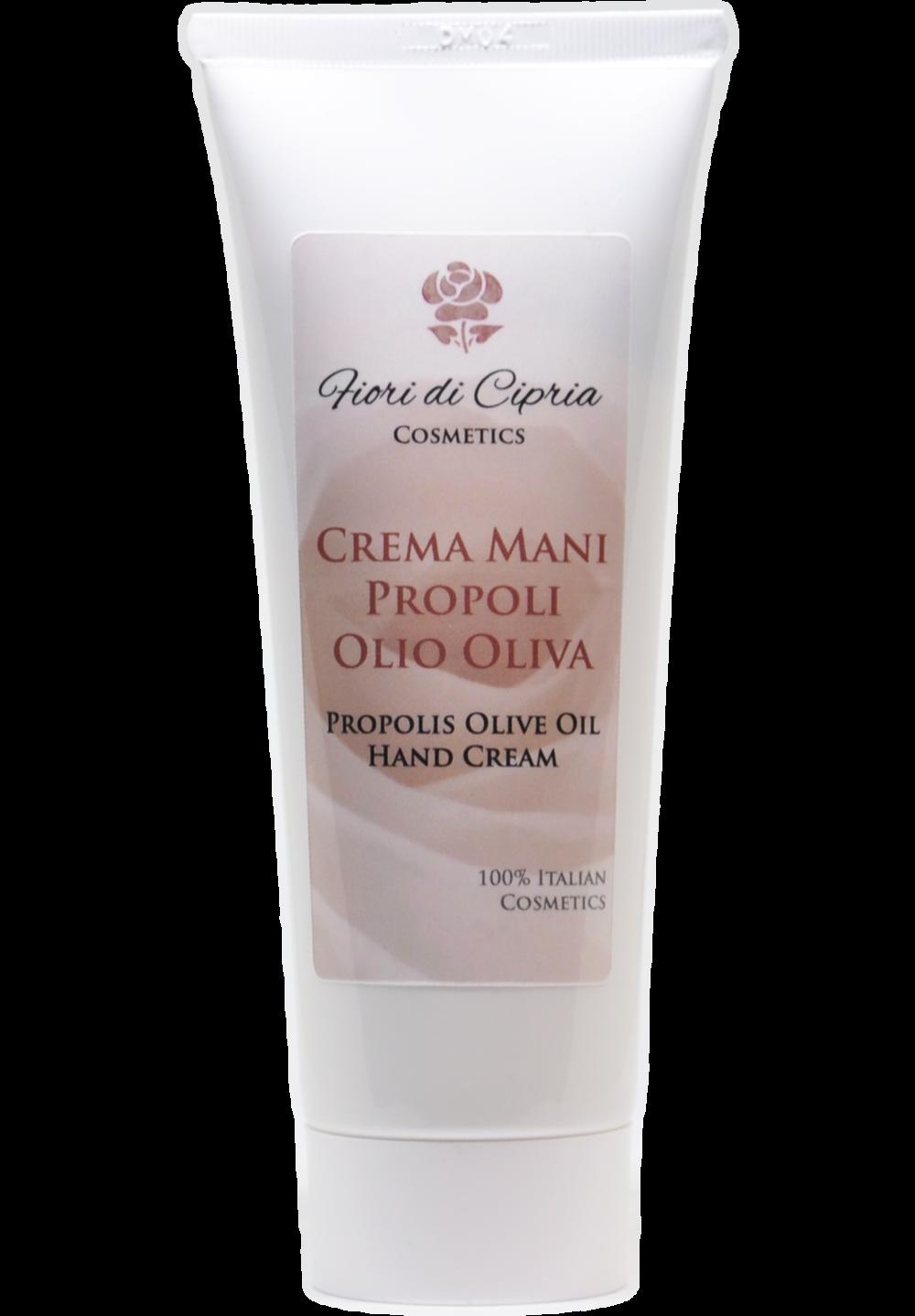 Propolis Olivenöl Handcreme