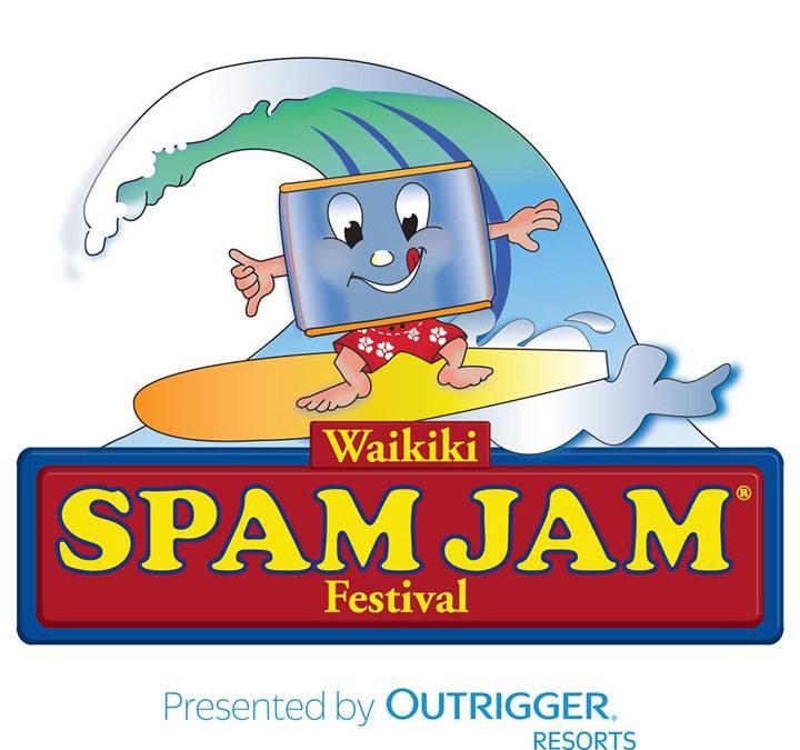 Spam Jam Waikiki Festival