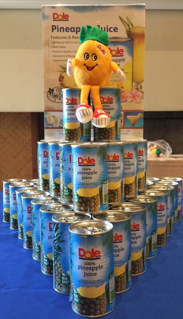 Dole Merchandise Display