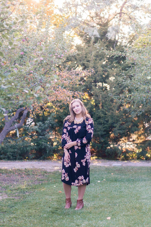 Sabrina Rexburg Portrait Session
