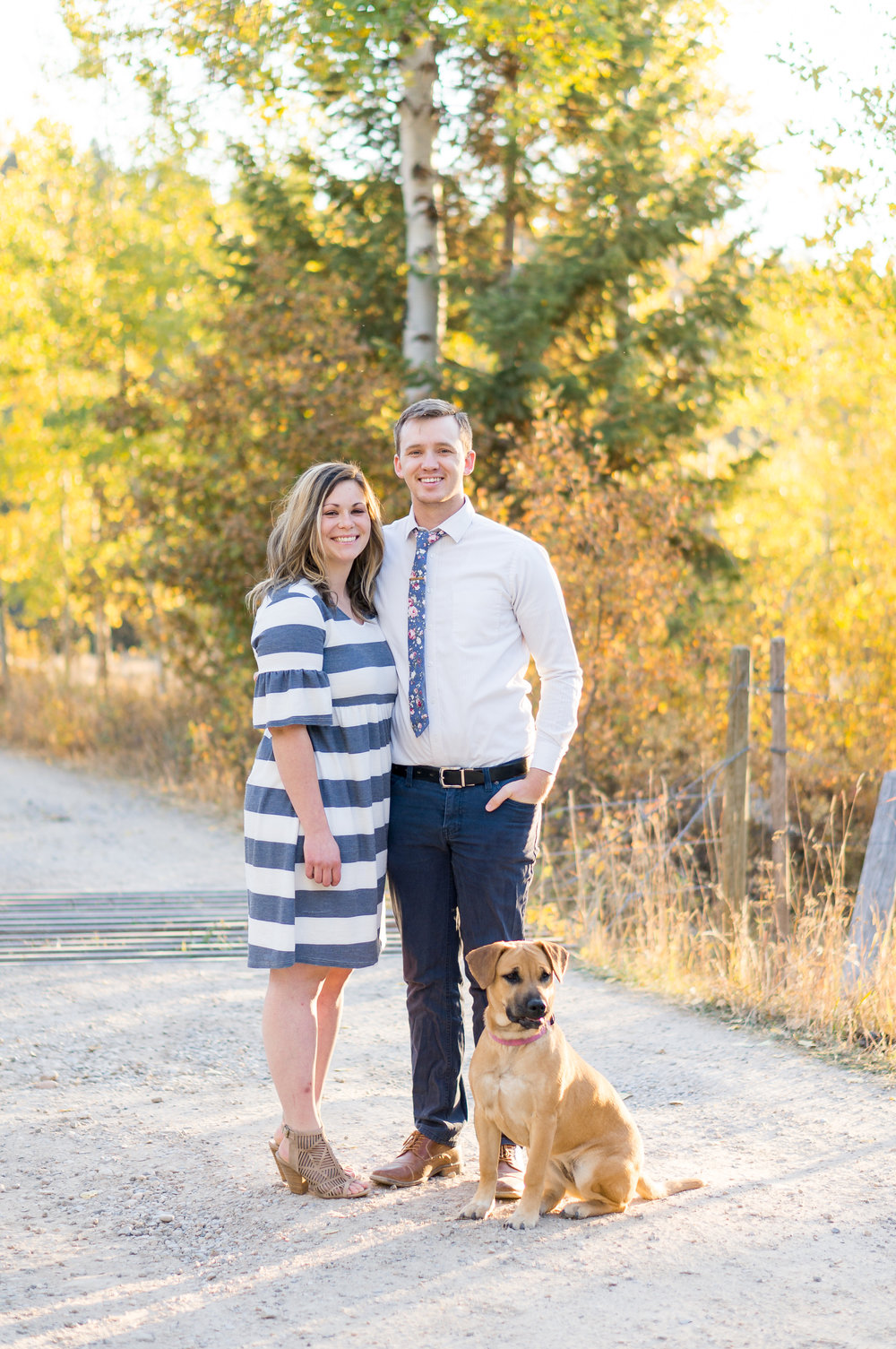 Becca and Weston Idaho/Wyoming Couples