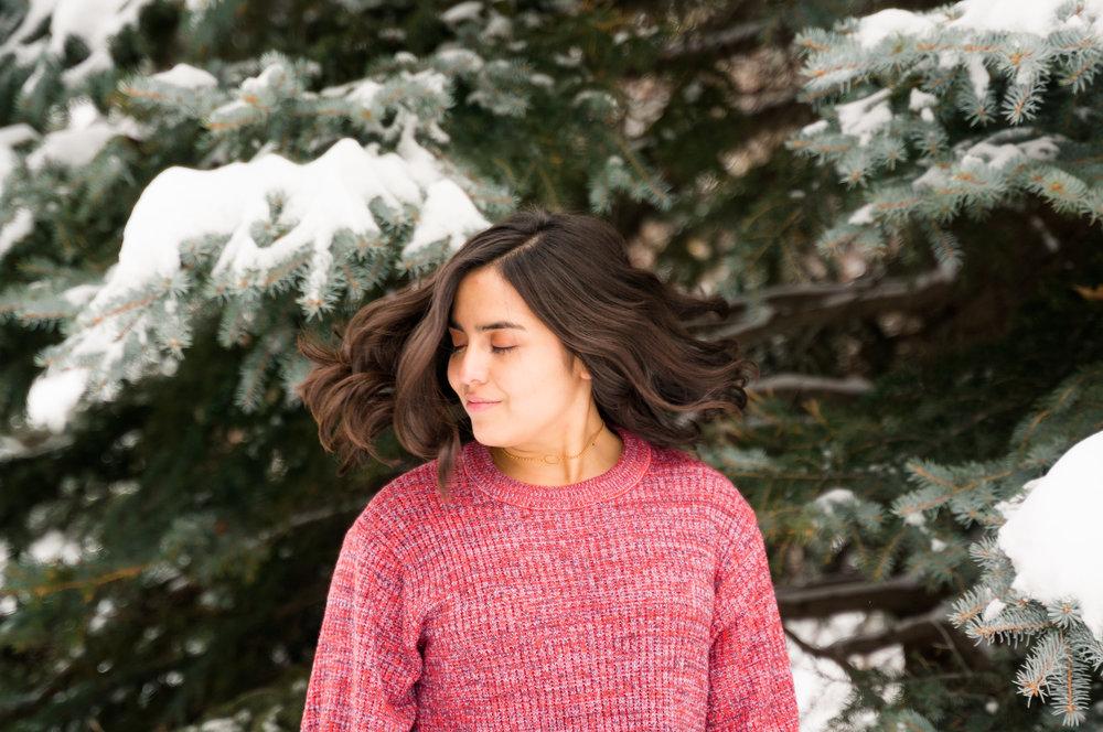 Sara Rexburg, Idaho Portrait