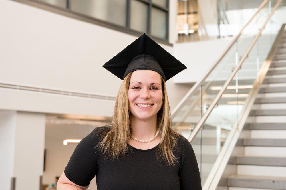 Becca Rexburg, Idaho BYU Idaho Graduation Portrait