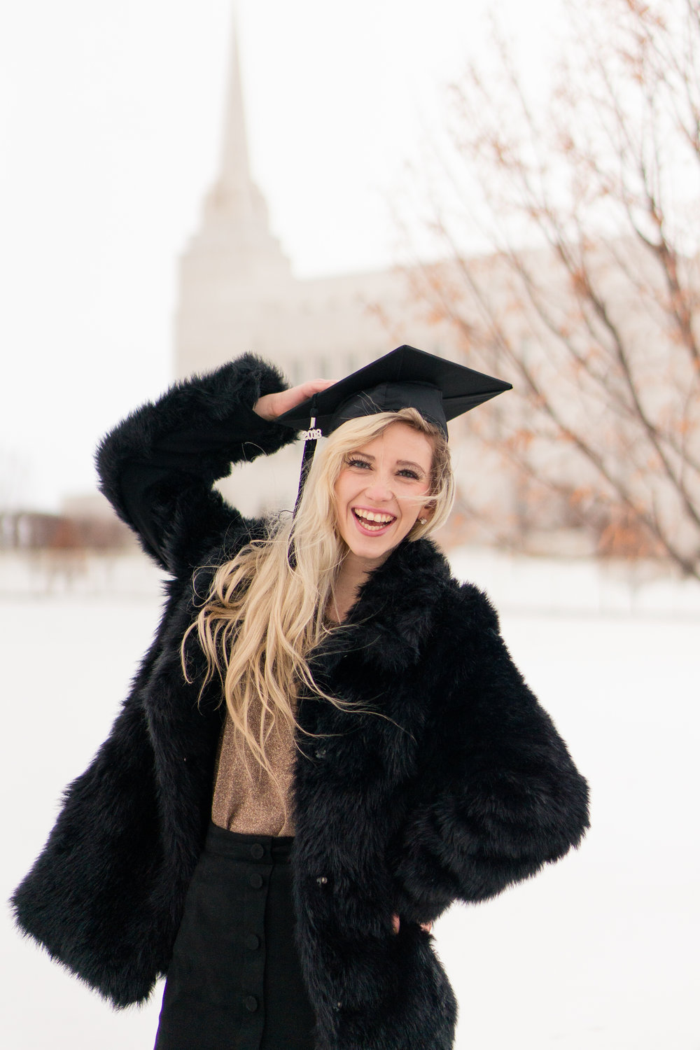 LaRae BYU Idaho Graduation Photos Rexburg Idaho Photographer