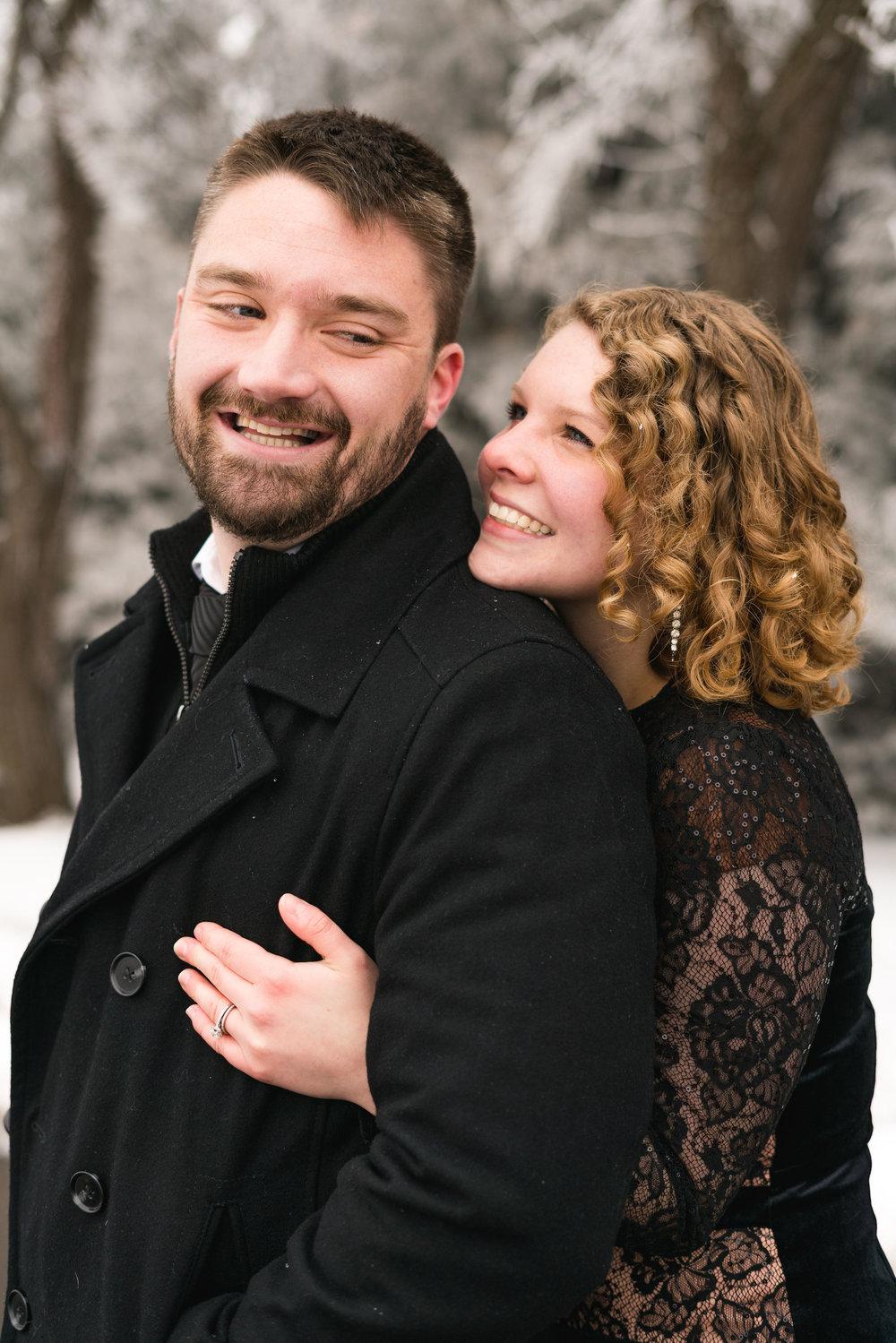 Abby+Griffin Christine Madeux Photography Rexburg Idaho