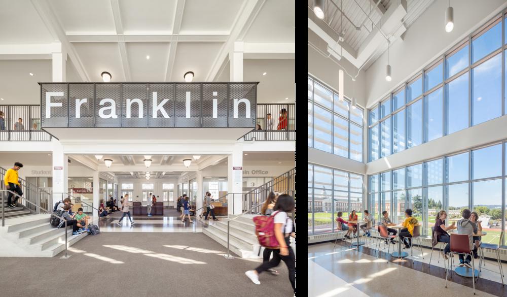 Franklin High School / DOWA-IBI Group