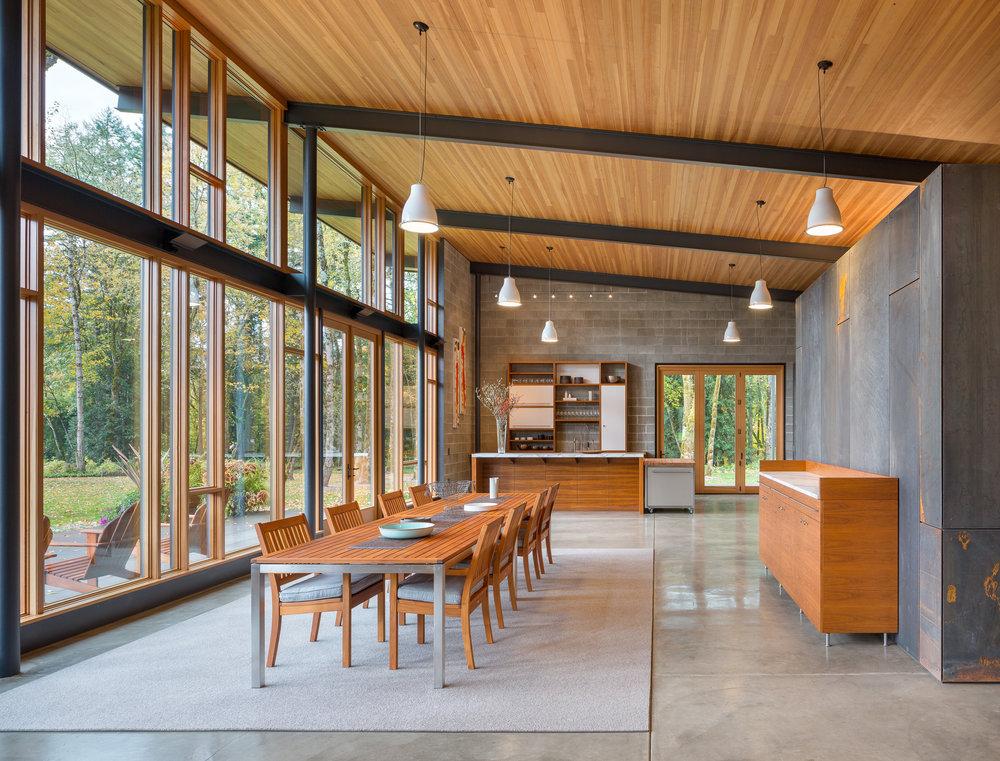 Brown Estate / Ellen Fortin Design + Architecture