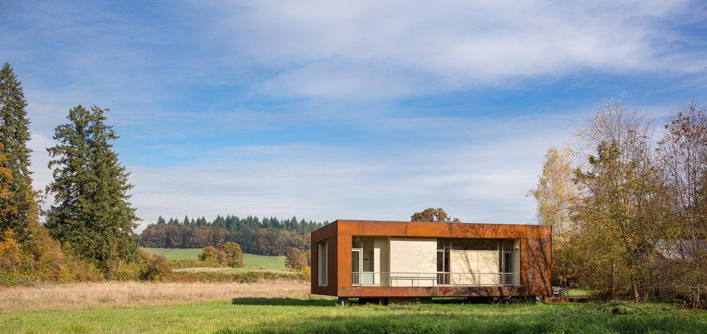 Ilsa's Studio / Ellen Fortin Design + Architecture