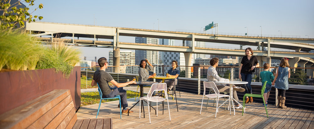 Field Office / Lango Hansen Landscape Architects