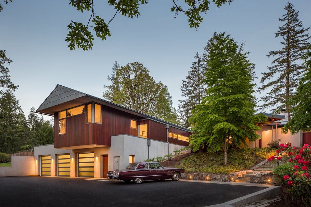 Cedar Mill House / Richard Brown Architect, AIA